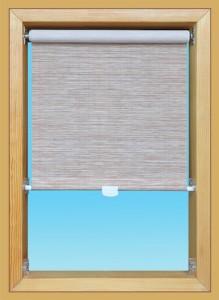 Tetőtéri ablak árnyékolása