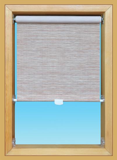 rugós roló tetőtéri ablakra