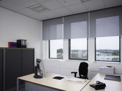 árnyékolás irodában
